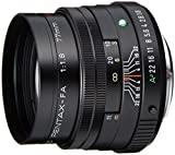 PENTAX telephoto lens FA77mm F1.8 Limited black FA77F1.8B [並行輸入品]