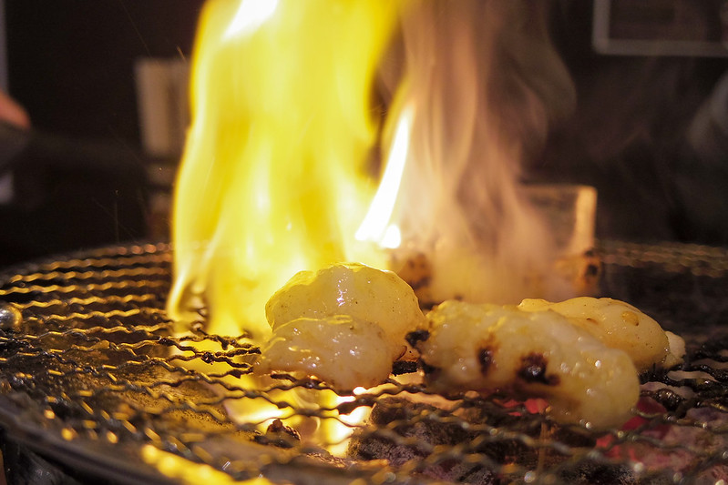 炭火焼き肉 ファイヤー