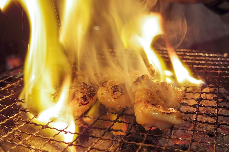 炭火焼き肉 ホルモン